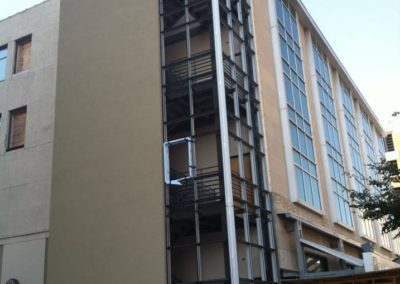 Stair Tower Project Downtown Lincoln
