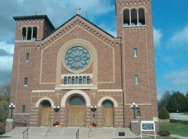 St. Mary's Steiner, NE Plaster Repairs